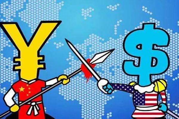 沈子/推演:2021年11月,美国对中国发动金融突袭战