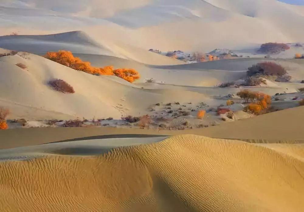 央视从天上拍中国,不料意外拍到这一幕!