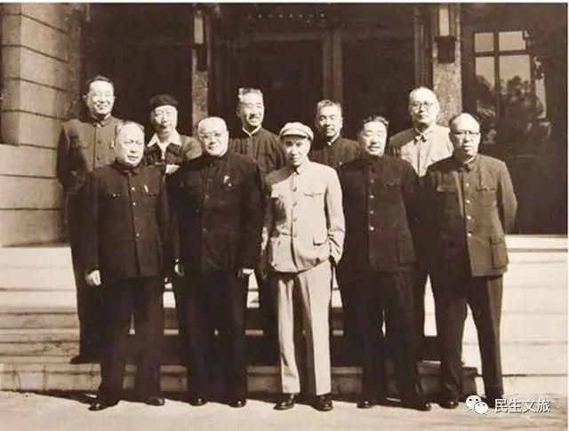 罗荣桓在渡海北征前后