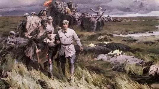 长征路上战士们怎样过中秋节?当年的日记这样记载