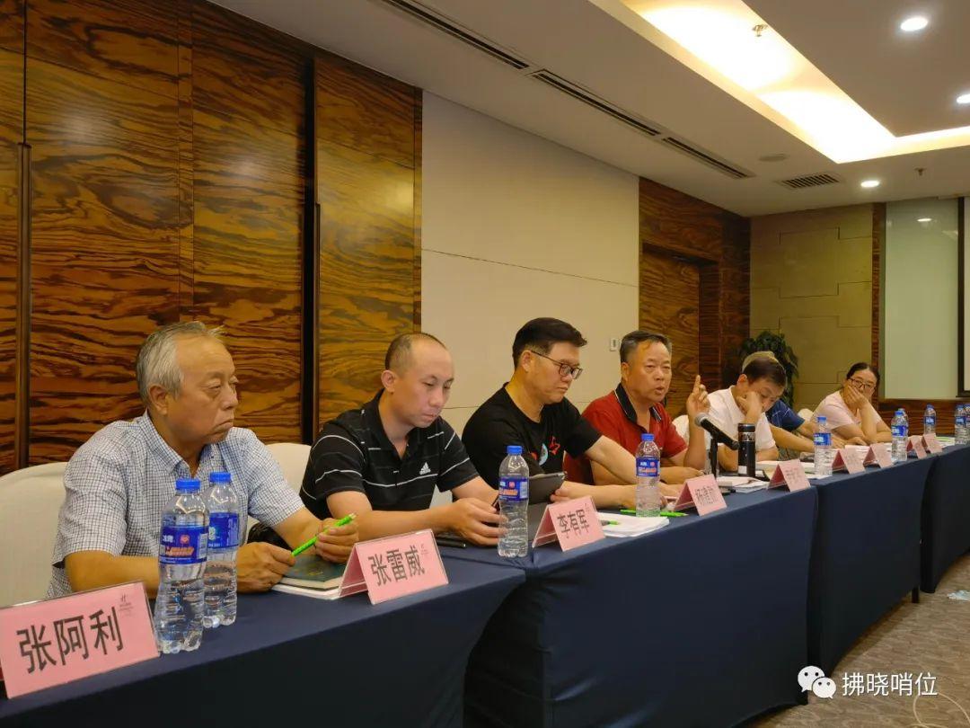 由21集团军退伍老兵担任总制片的电影《老张》剧本研讨会圆满举行