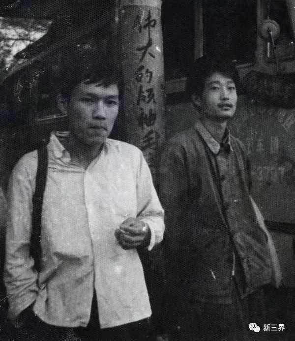 913事件50周年丨张志鸿:秋天里的一声惊雷