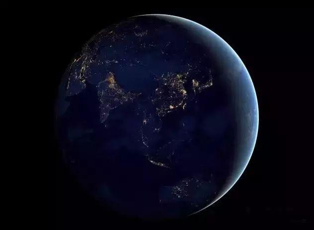 中国航天员从太空带回来的照片,仅此一份,如此惊艳!