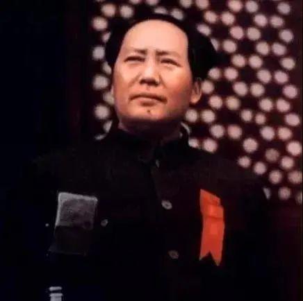 只有提起毛主席,才有国庆的感觉