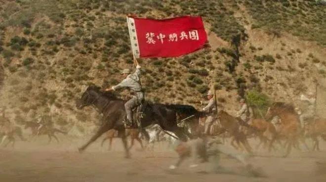 国庆看电影 | 走近《我和我的父辈》中真实的冀中骑兵团