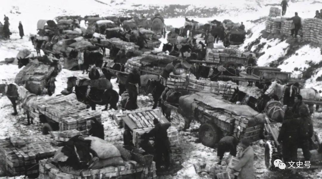 淮海战役,他功劳不在粟裕之下,指挥540万支前民工,运9亿斤粮食