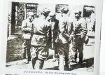 太行军政委员会的领导人。左起:邓小平、李达、蔡树藩、杨秀峰、刘伯承。